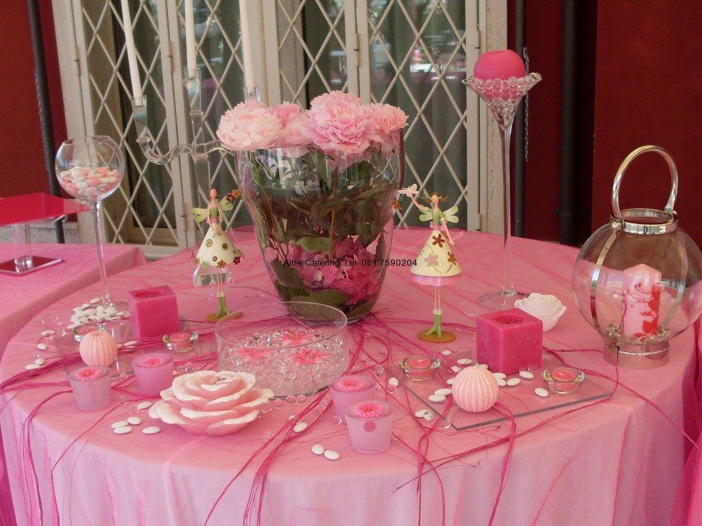 Eleganza e signorilit del total white i particolari personalizzati di un matrimonio raffinato - Addobbi tavoli per 18 anni ...