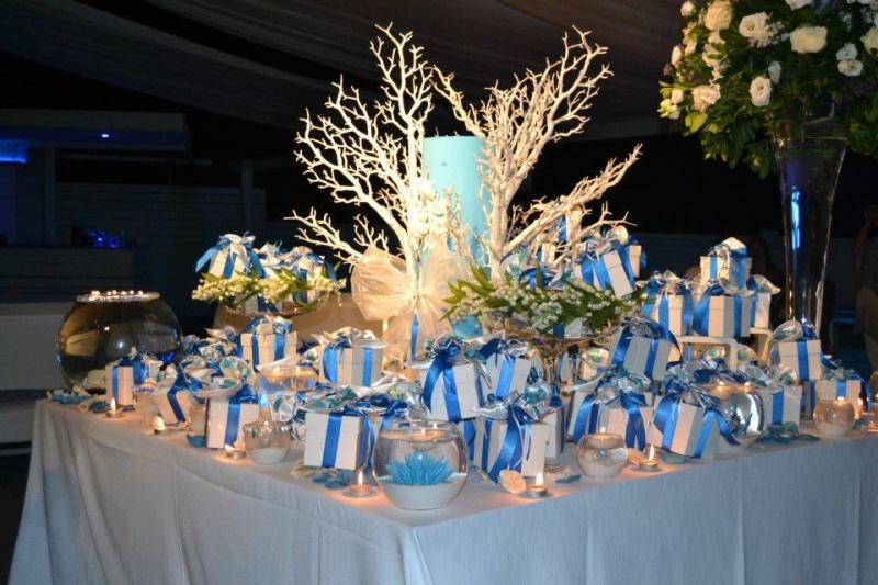 Molto La confettata di Alba Catering in stile marino. | Alba Catering AY08