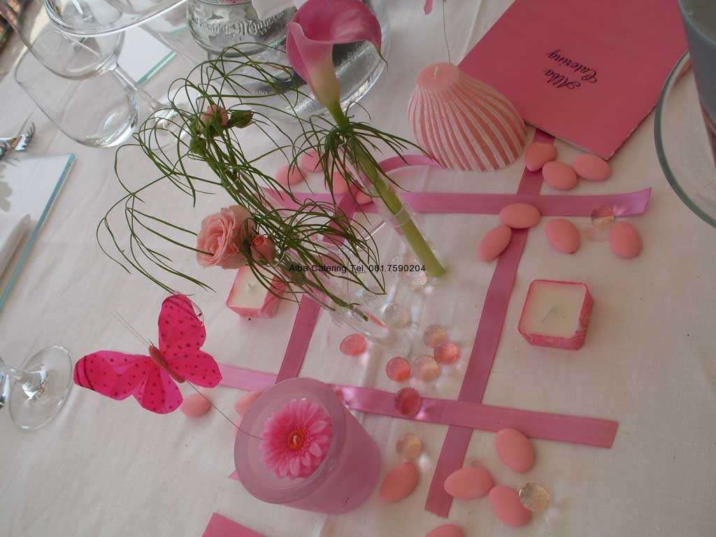 Alba catering luxury banqueting festa prima comunione - Tavolo per prima comunione ...