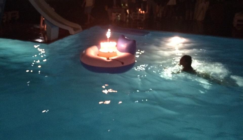 Connu Festa di compleanno in villa privata con finale a sorpresa! Una  HD61